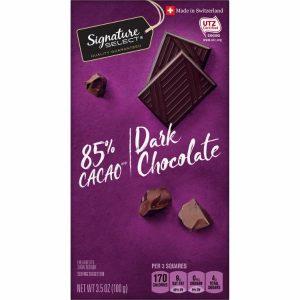 Juodasis šokoladas SIGNATURE SELECT 85 %, 100 g