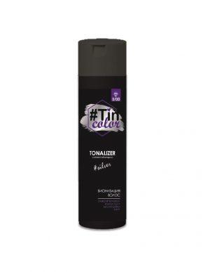 Tonuojamasis plaukų šampūnas TIN COLOR SILVER, 250 ml