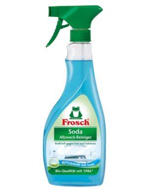 Universalusis valiklis FROSCH SODA, 500 ml