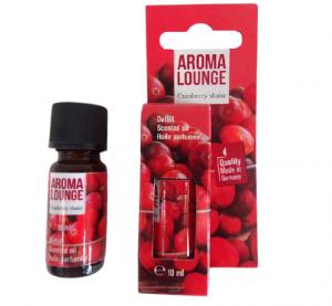 Kvapusis aliejus AROMA LOUNGE CRANBERRY SHAKE, 10 ml