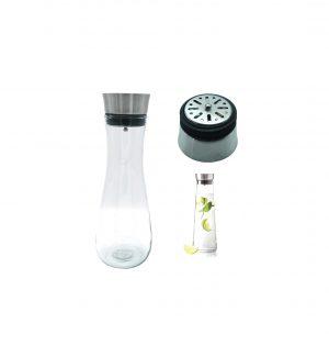 Stiklinis grafinas LASS LAUFEN, 1000 ml
