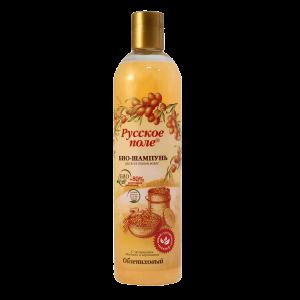 Plaukų šampūnas su beržų degutu RUSSKOJE POLE, 400 ml