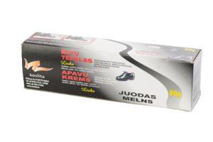 Batų tepalas (juodos sp.) LIUKS, 80 g