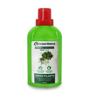 Lapinių augalų trąšos GREEN MAMA, 0,5 l