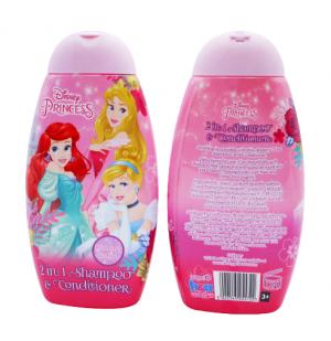 Plaukų šampūnas-balzamas DISNEY PRINCESS, 300 ml