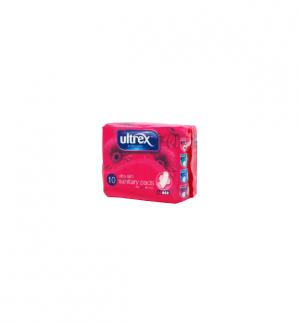 Higieniniai paketai ULTREX ULTRA SLIM, 10 vnt.