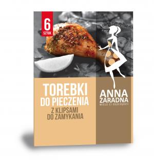 Kepimo maišeliai ANNA ZARADNA, 6 vnt.