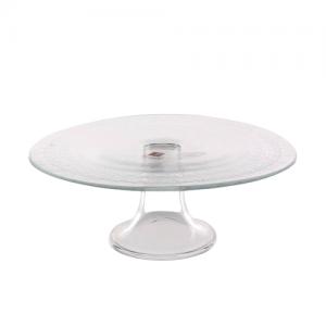 Stiklinė tortinė EDWANEX GRECJA, D 28 cm