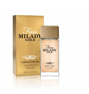 Mot. kvapusis vanduo FINE MILADY GOLD, 100 ml