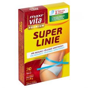 Maisto papildas MAXI VITA SUPER LINIE, 30 tab.