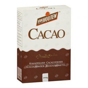 Kakavos milteliai VAN HOUTEN, 250 g