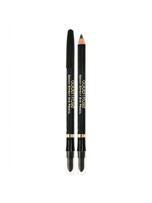 Kosmetinis pieštukas Golden Rose Smoky effect, rudas