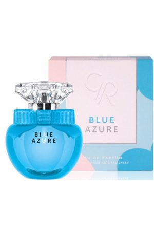 Mot. kvapusis vanduo GOLDEN ROSE BLUE AZURE, 30 ml
