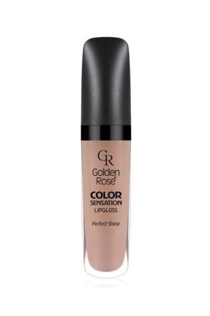 Lūpų blizgis GOLDEN ROSE COLOR SENSATION Nr.107, 5,6 ml