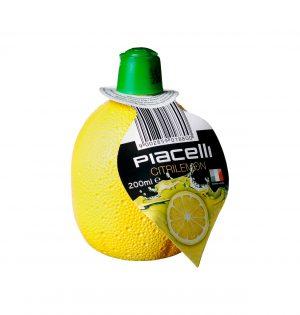Citrinų sulčių pagardas PIACELLI, 200 ml