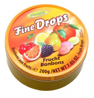 Saldainiai WOOGIE FRUCHT, 200 g
