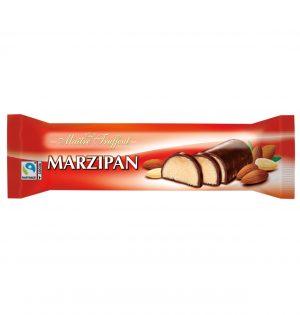 Šokoladinis batonėlis su marcipanų įdaru MAITRE TRUFFOUT MARZIPAN, 100 g