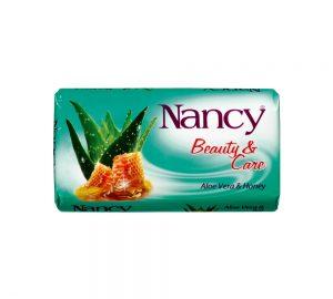 Tualetinis muilas NANCY ALOE VERA & HONEY, 140 g