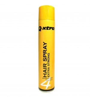 Plaukų lakas Q-XTRA EXTRA STRONG, 400 ml