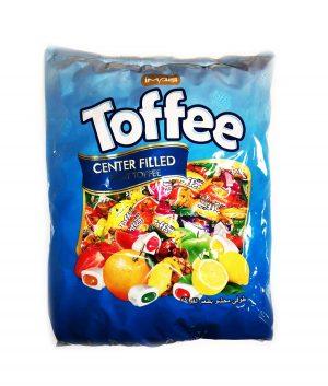 Vaisių skonio saldainiai IMAS TOFFEE, 1 kg