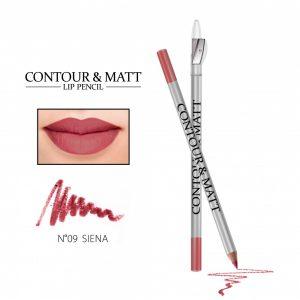 Lūpų pieštukas REVERS CONTOUR & MATT Nr. 09, 2 g