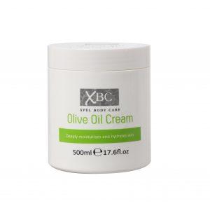 Kremas XBC OLIVE OIL, 500 ml