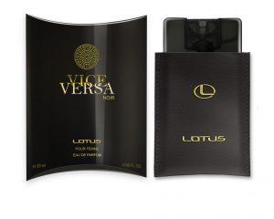 Mot. parfumuotas vanduo VICE VERSA NOIR, 20 ml