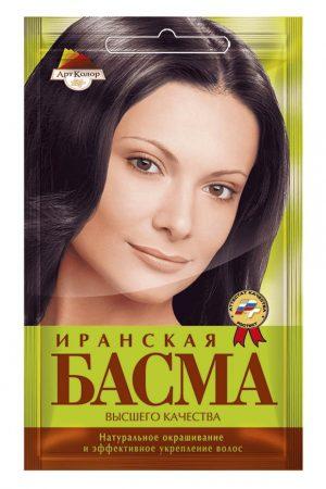 Plaukų dažai IRANO BASMA NATURAL, 25 g