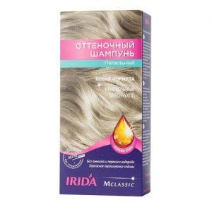 Plaukų šampūnas IRIDA M CLASSIC, 3x25 ml