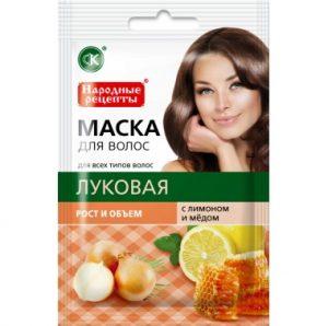 Plaukų kaukė su medumi ir citrina FITOKOSMETIK, 30 ml