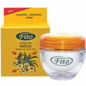 Kremas FITO drėkinantis, 50 ml