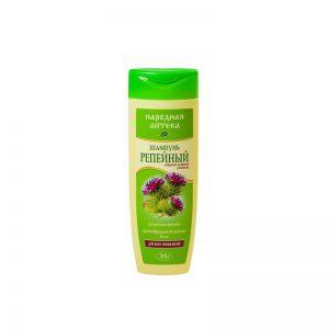 Plaukų šampūnas IRIS NARODNAJA APTIEKA REPEINYJ, 400 ml