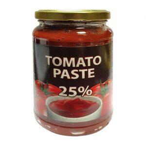 Pomidorų pasta 25 %, 360 g