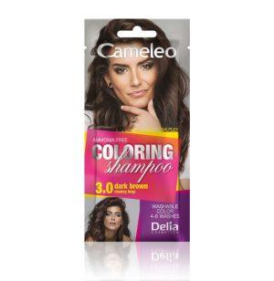 Dažomasis plaukų šampūnas CAMELEO Nr. 3.0, 40 ml