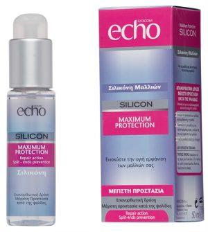 Plaukų silikonas FARCOM ECHO REPAIR & SHINE, 100 ml