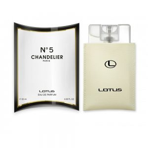 Mot. parfumuotas vanduo N5 CHANDELIER, 20 ml