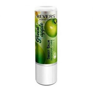 Lūpų balzamas REVERS GREEN APPLE, 4,5 g