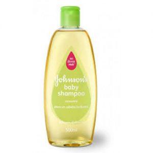 Vaikiškas plaukų šampūnas JOHNSON'S BABY CAMOMILE, 300 ml