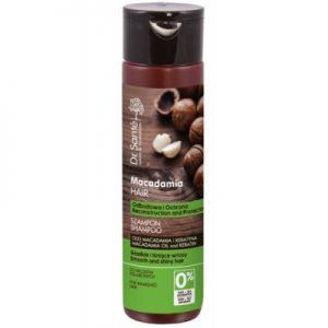 Nusilpusių plaukų šampūnas DR. SANTE MACADAMIA HAIR, 250 ml
