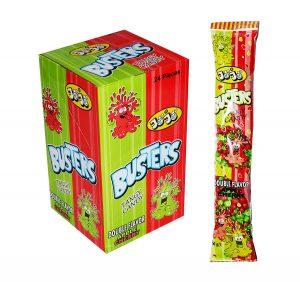 Kramtomieji saldainiai JOJO BUSTERS, 60 g