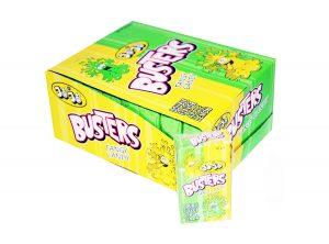 Kramtomieji saldainiai JOJO BUSTERS, 16 g