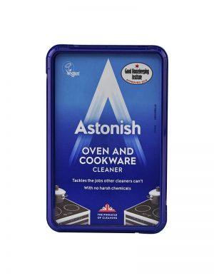 Orkaičių ir virtuvės reikmenų valiklis ASTONISH, 150 g