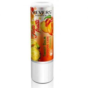 Lūpų balzamas REVERS TUTTI FRUTTI, 4,5 g