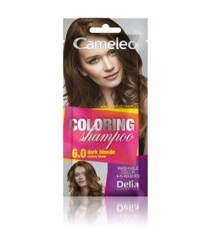 Dažomasis plaukų šampūnas CAMELEO Nr. 6.0, 40 ml