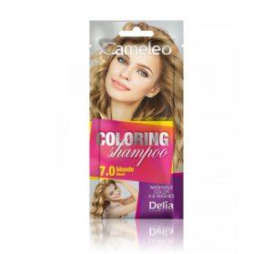 Dažomasis plaukų šampūnas CAMELEO Nr. 7.0, 40 ml