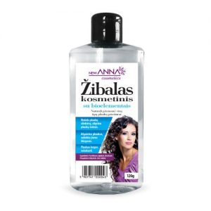 Kosmetinis plaukų žibalas ANNA, 120 ml