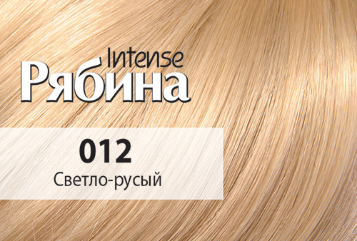 Kreminiai plaukų dažai ACME COLOR REBINA Nr. 012