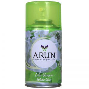 Oro gaiviklis ARUN WHITE LILAC, 260 ml