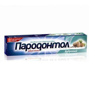Dantų pasta KEDROVIJ BALZAM, 50 ml