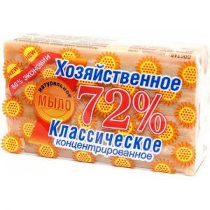 Klasikinis koncentruotas skalbiamasis muilas 72 %, 150 g